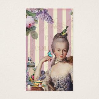 Thé au Petit Trianon – rose on ivory