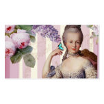 Thé au Petit Trianon – rose Pack Of Standard Business Cards