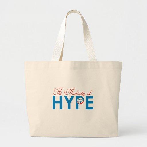 THE AUDACITY OF HYPE BAG