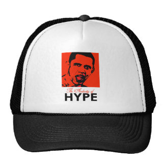 THE AUDACITY OF HYPE MESH HAT