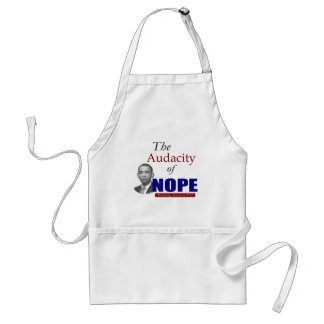 The Audacity of NOPE! Standard Apron