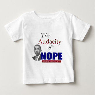 The Audacity of NOPE! Tees