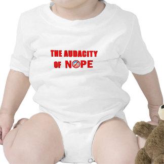 The Audacity of NOPE Tee Shirts