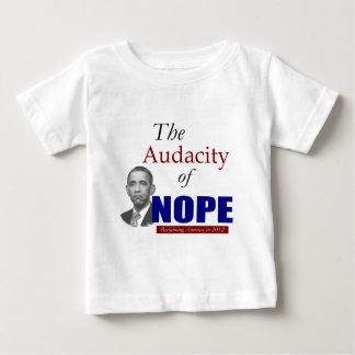 The Audacity of NOPE! Tees