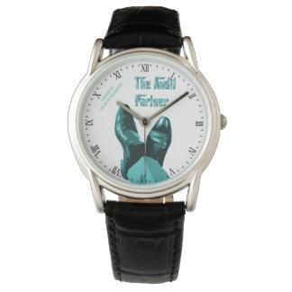 """""""The Audit Partner"""" Wristwatch"""
