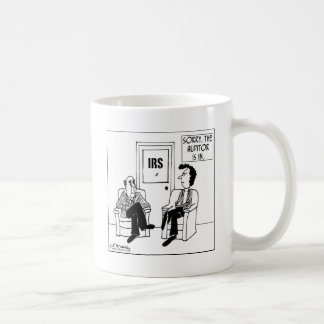 The Auditor Is In Coffee Mugs