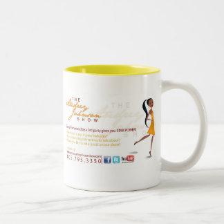 The Audrey Johnson Show Mug