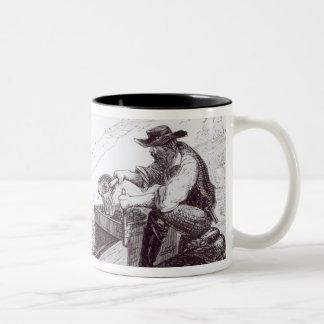 The Australian Gold Diggers Coffee Mugs