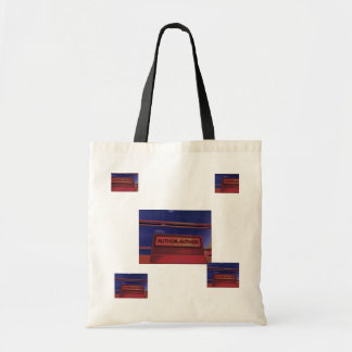 The Author's Tote Tote Bags