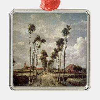 The Avenue at Middelharnis, 1689 Christmas Ornament