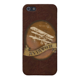 The Aviator iPhone 5/5S Cover