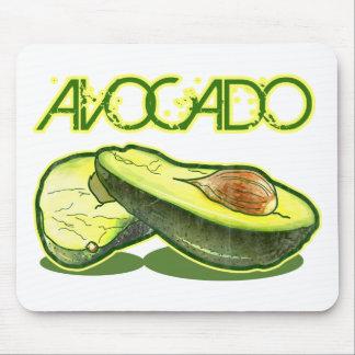 The Avocado Mouse Pad
