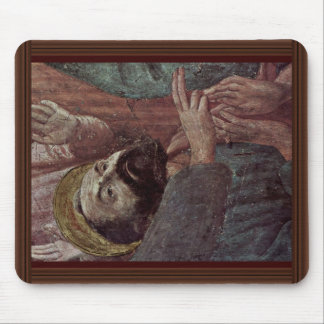 The Awakening Of The Son Of Theophilus Of Antioch Mouse Pad