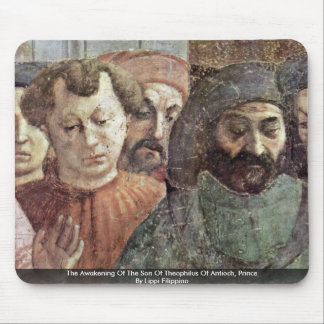 The Awakening Of The Son Of Theophilus Of Antioch Mousepads