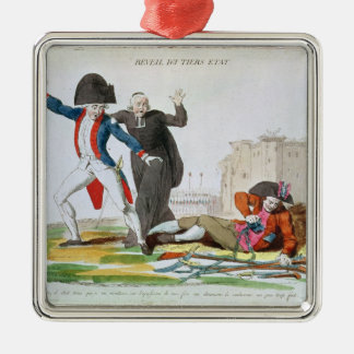 The Awakening of the Third Estate, July 1789 Christmas Ornament