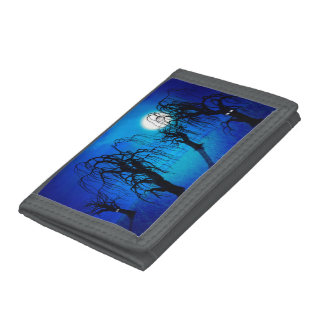 The awakening trifold wallet