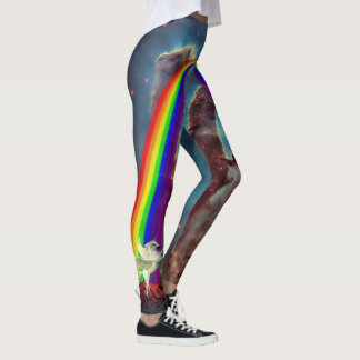 The Awesomest Unicorn Leggings