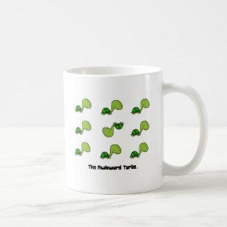 The Awkward Turtle Basic White Mug