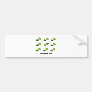 The Awkward Turtle Bumper Stickers
