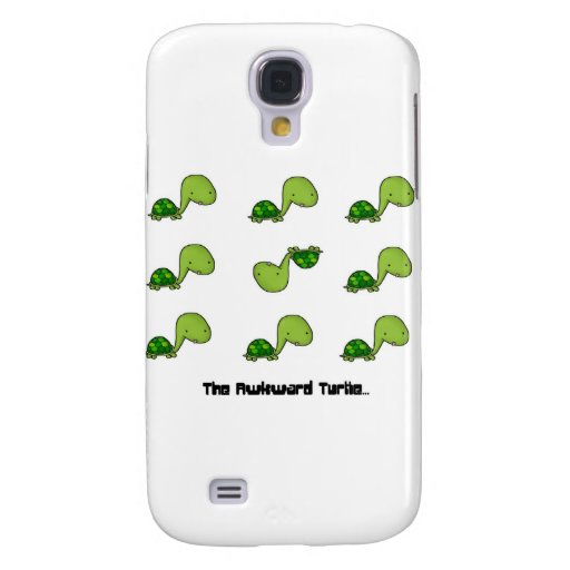 The Awkward Turtle Samsung Galaxy S4 Cases