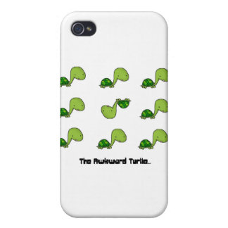 The Awkward Turtle iPhone 4 Case