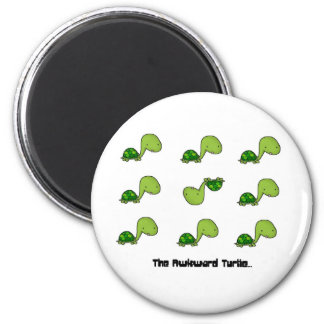 The Awkward Turtle Magnets
