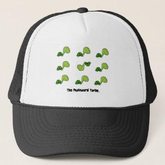 The Awkward Turtle Trucker Hat