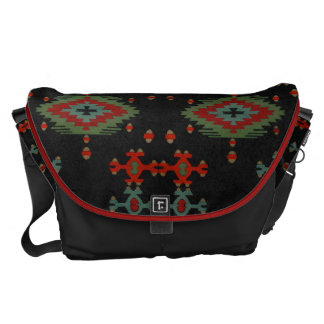 The Aztec Courier Bags