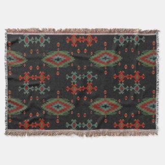 The Aztec Throw Blanket