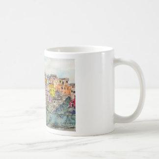 the Azures Basic White Mug