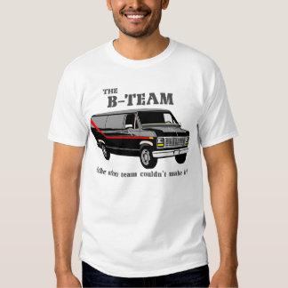 the B-Team retro eighties T-shirt