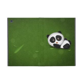 The baby panda iPad mini covers