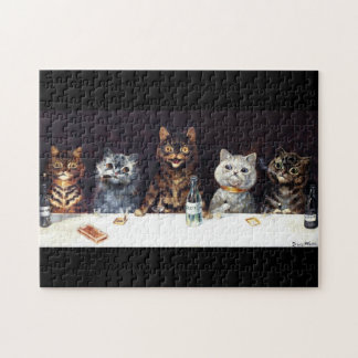 The Bachelor Party Jigsaw Puzzle
