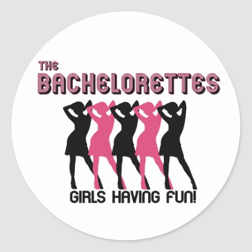 The Bachelorettes stickers