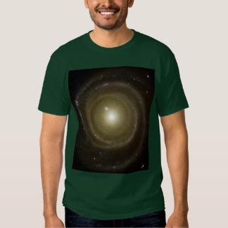 The Backwards Spiral Galaxy Tees