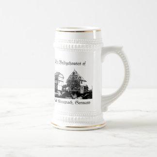 The Bad Kreuznach Bridgehouses Beer Stein