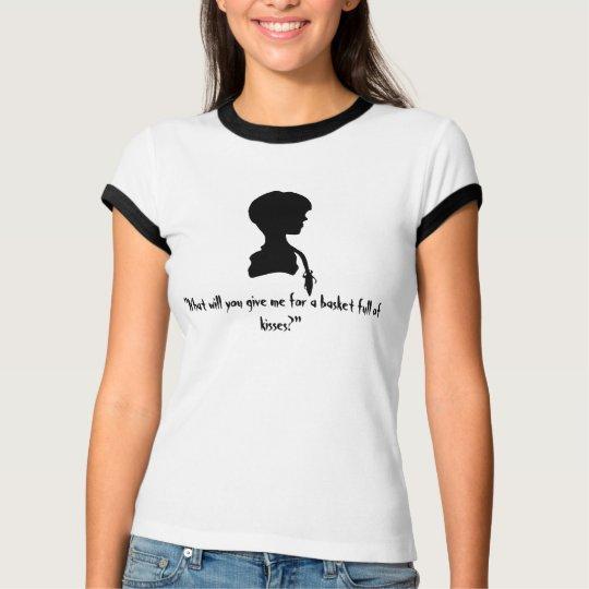 The Bad Seed Ringer Women's T T-Shirt