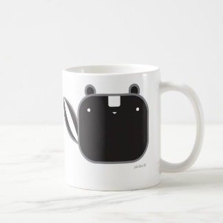 the badger coffee mug