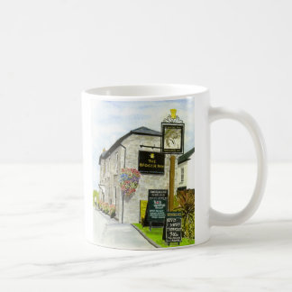 The Badger Inn Mug