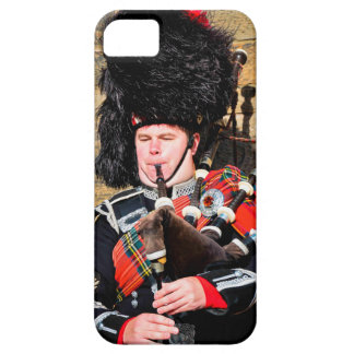 The Bagpiper iPhone 5 Cases