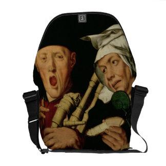 The Bagpiper Messenger Bag