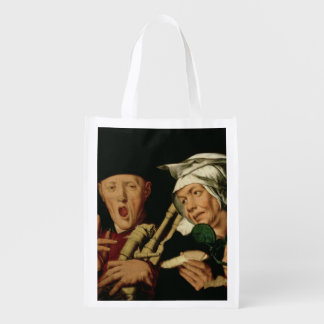 The Bagpiper Grocery Bag