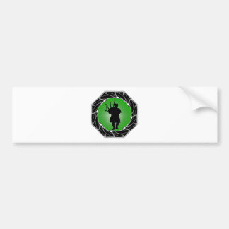 THE BAGPIPERS CREED BUMPER STICKERS