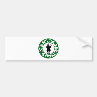 THE BAGPIPERS DREAM BUMPER STICKERS