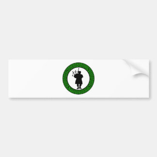 THE BAGPIPES TONE BUMPER STICKERS