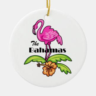 The Bahamas Christmas Ornament