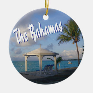 The Bahamas Commemorative Christmas Ornament