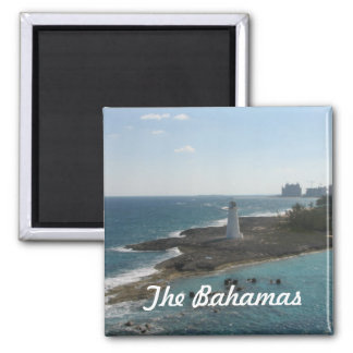 The Bahamas Magnet