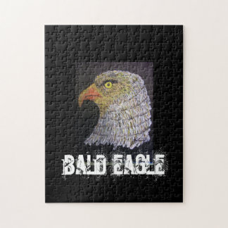 The Bald Eagle Jigsaw Puzzles