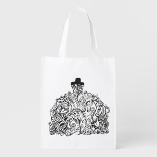 The Ball reusable tote bag